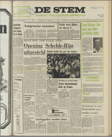 de Stem 1975-09-20