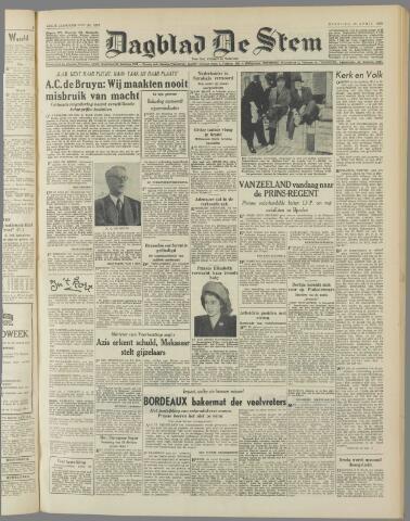 de Stem 1950-04-18