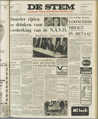de Stem 1968-11-19