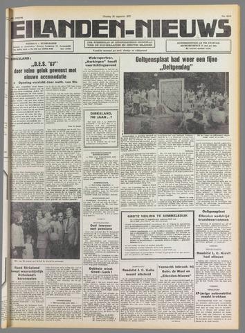 Eilanden-nieuws. Christelijk streekblad op gereformeerde grondslag 1975-08-26