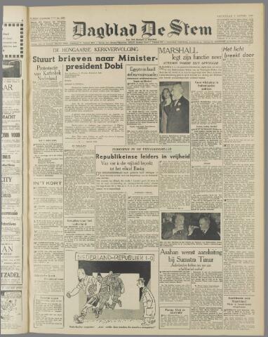 de Stem 1949-01-08