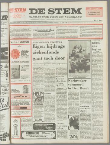 de Stem 1979-10-27