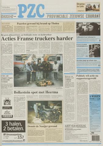 Provinciale Zeeuwse Courant 1996-11-26
