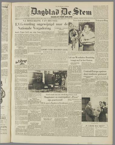 de Stem 1954-08-23