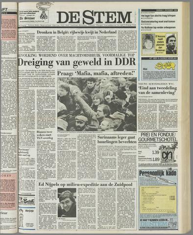 de Stem 1989-12-05