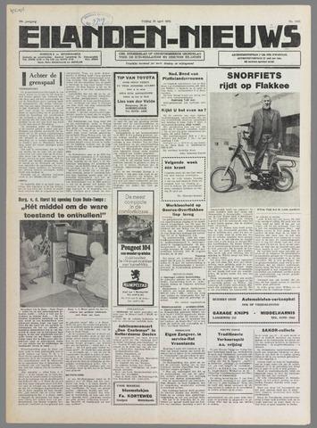 Eilanden-nieuws. Christelijk streekblad op gereformeerde grondslag 1976-04-16