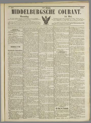 Middelburgsche Courant 1906-05-14