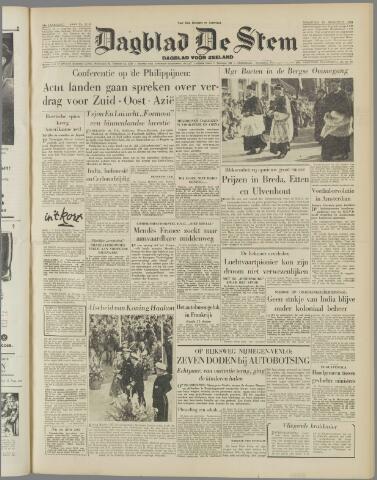de Stem 1954-08-16