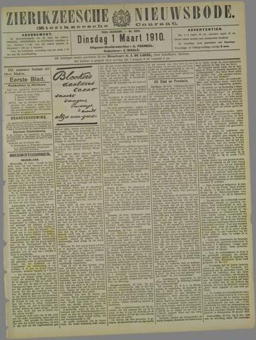 Zierikzeesche Nieuwsbode 1910-03-01