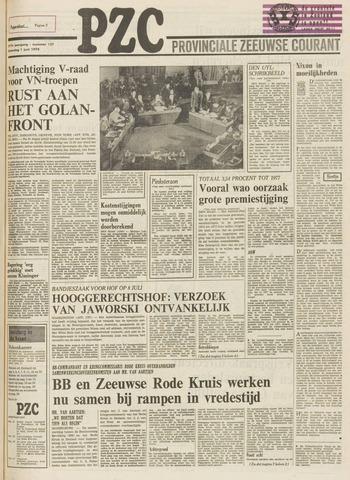 Provinciale Zeeuwse Courant 1974-06-01