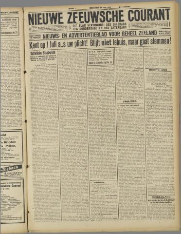 Nieuwe Zeeuwsche Courant 1925-06-25