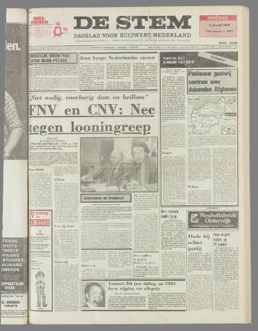 de Stem 1980-01-08