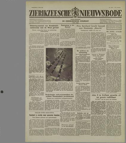 Zierikzeesche Nieuwsbode 1954-06-09
