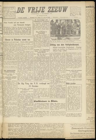 de Vrije Zeeuw 1946-09-11