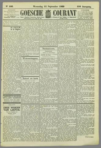 Goessche Courant 1929-09-11