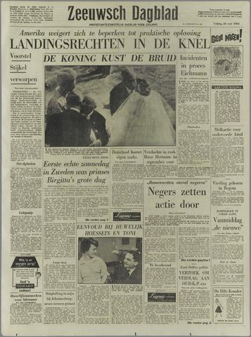 Zeeuwsch Dagblad 1961-05-26
