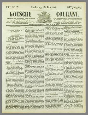 Goessche Courant 1897-02-18