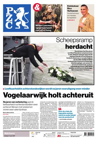 Provinciale Zeeuwse Courant 2017-03-07