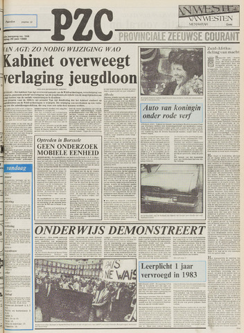Provinciale Zeeuwse Courant 1980-06-20