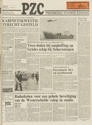 Provinciale Zeeuwse Courant 1974-12-21