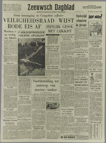 Zeeuwsch Dagblad 1962-01-31