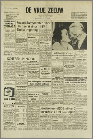 de Vrije Zeeuw 1966-12-03