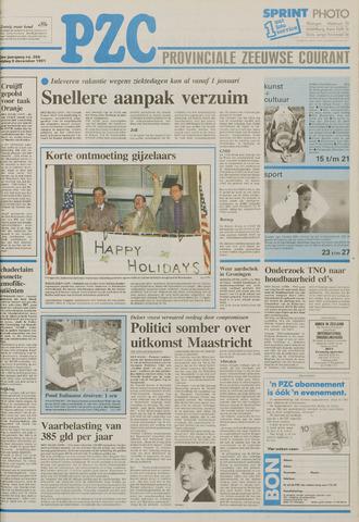 Provinciale Zeeuwse Courant 1991-12-06