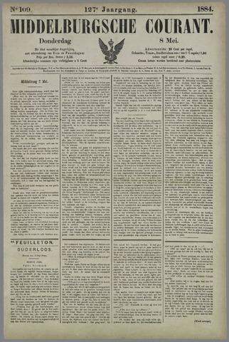 Middelburgsche Courant 1884-05-08