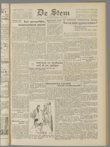 de Stem 1946-04-27