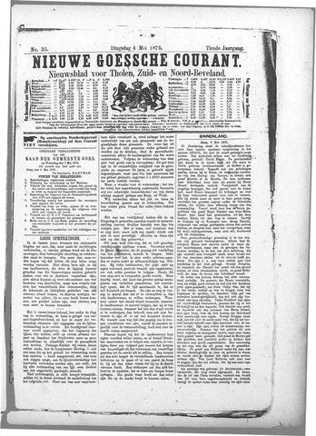 Nieuwe Goessche Courant 1875-05-04