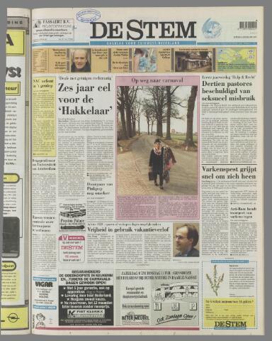 de Stem 1997-02-08