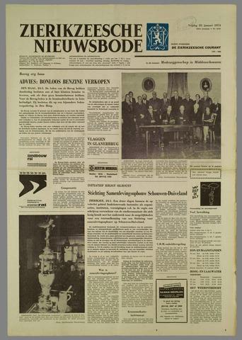 Zierikzeesche Nieuwsbode 1974-01-25