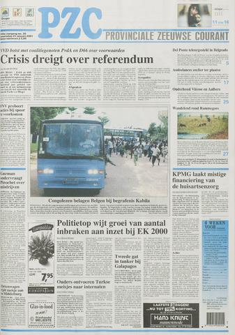 Provinciale Zeeuwse Courant 2001-01-24