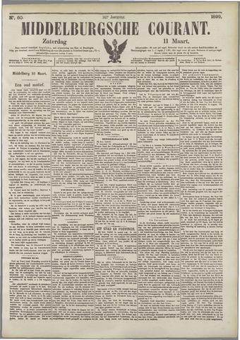 Middelburgsche Courant 1899-03-11
