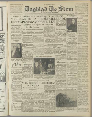 de Stem 1951-11-08
