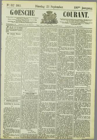 Goessche Courant 1913-09-23