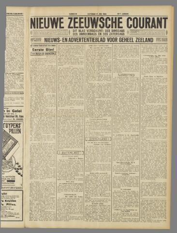 Nieuwe Zeeuwsche Courant 1934-07-21