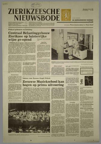 Zierikzeesche Nieuwsbode 1981-05-25