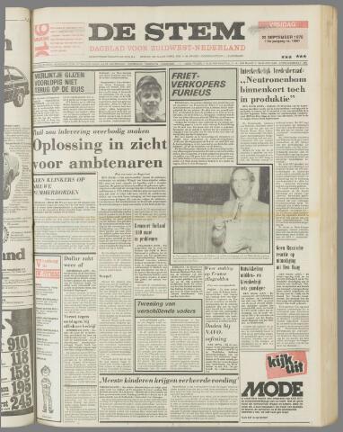 de Stem 1978-09-22