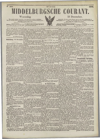 Middelburgsche Courant 1899-12-13