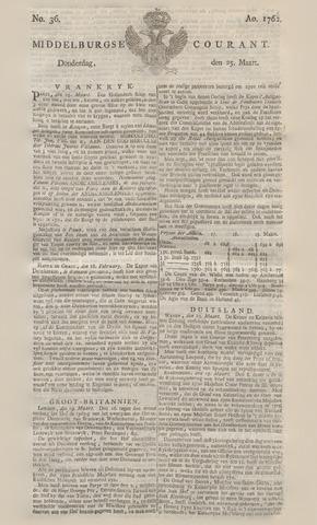 Middelburgsche Courant 1762-03-25