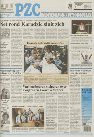 Provinciale Zeeuwse Courant 1997-07-11