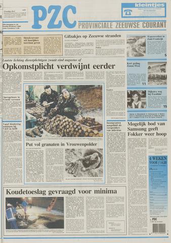 Provinciale Zeeuwse Courant 1996-01-30