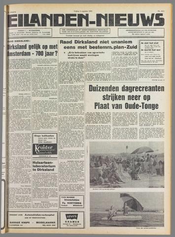 Eilanden-nieuws. Christelijk streekblad op gereformeerde grondslag 1975-08-08