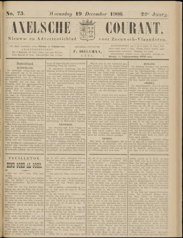 Axelsche Courant 1906-12-19
