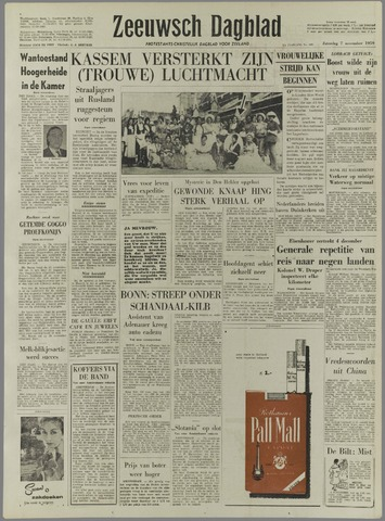 Zeeuwsch Dagblad 1959-11-07