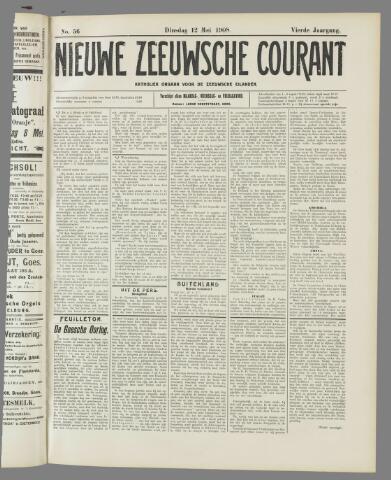 Nieuwe Zeeuwsche Courant 1908-05-12