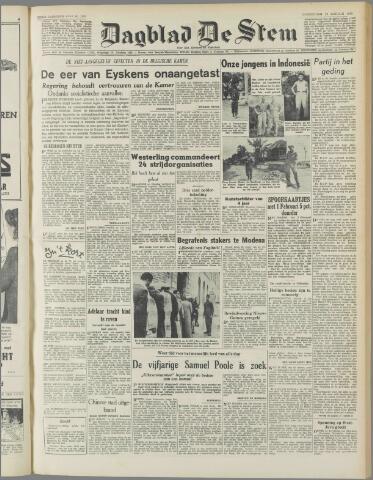 de Stem 1950-01-12