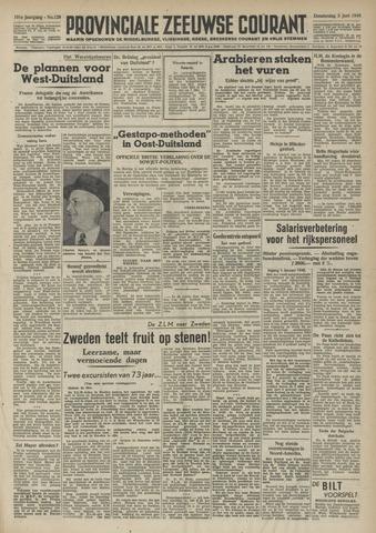 Provinciale Zeeuwse Courant 1948-06-03