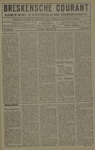 Breskensche Courant 1925-09-02